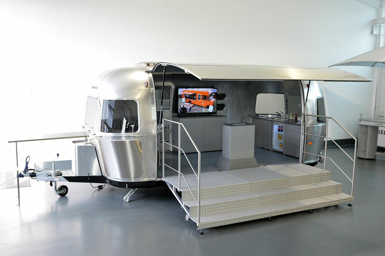 Airstream Promotion