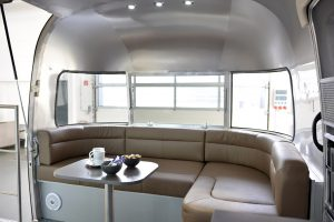 Airstream Promotion Lounge