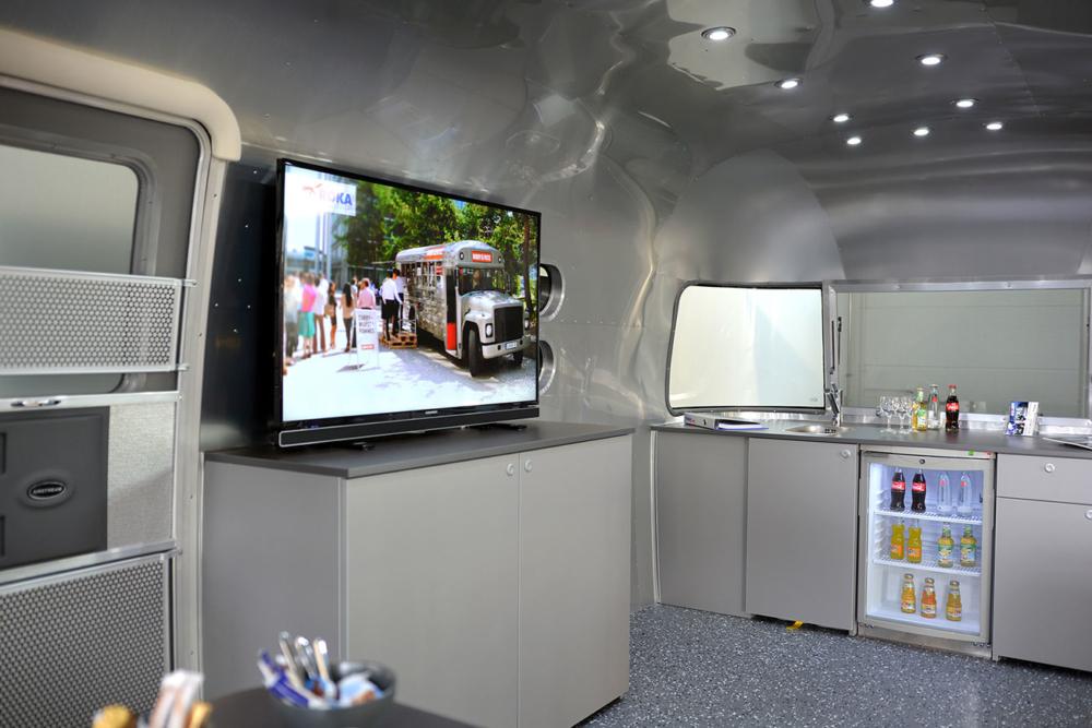 Airstream Promotion TV
