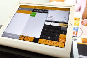 Video über digitale Kassensysteme in Food Trucks und Verkaufswagen.