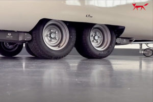 Video über Rangierhilfe bei Verkaufswagen.