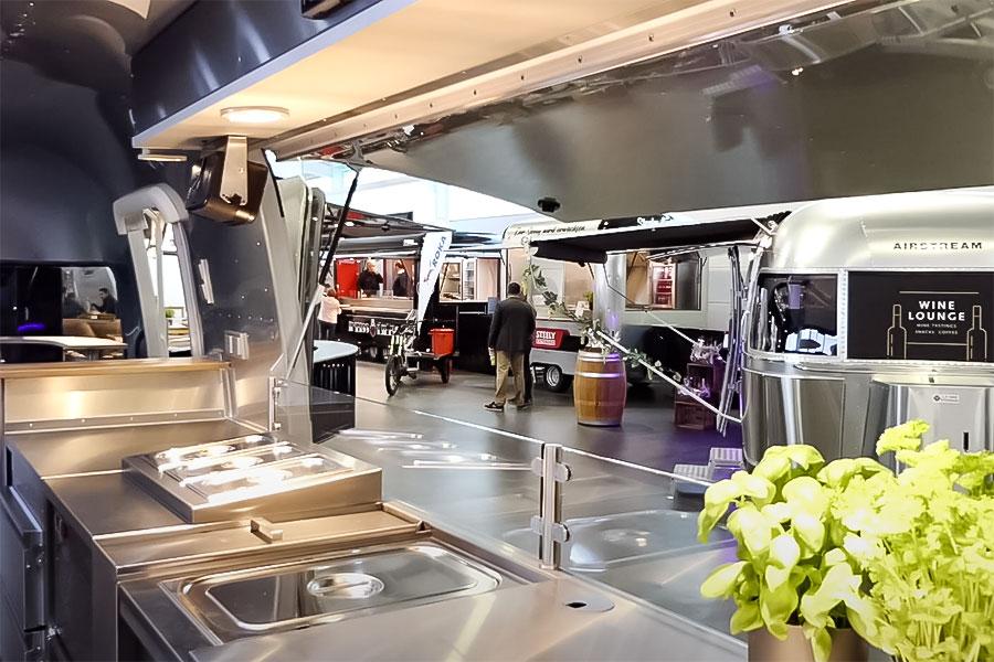 Video zur ROKA Hausmesse 2019 mit Food Trucks, Verkaufswagen, Imbisscontainern und Foodkonzepten.