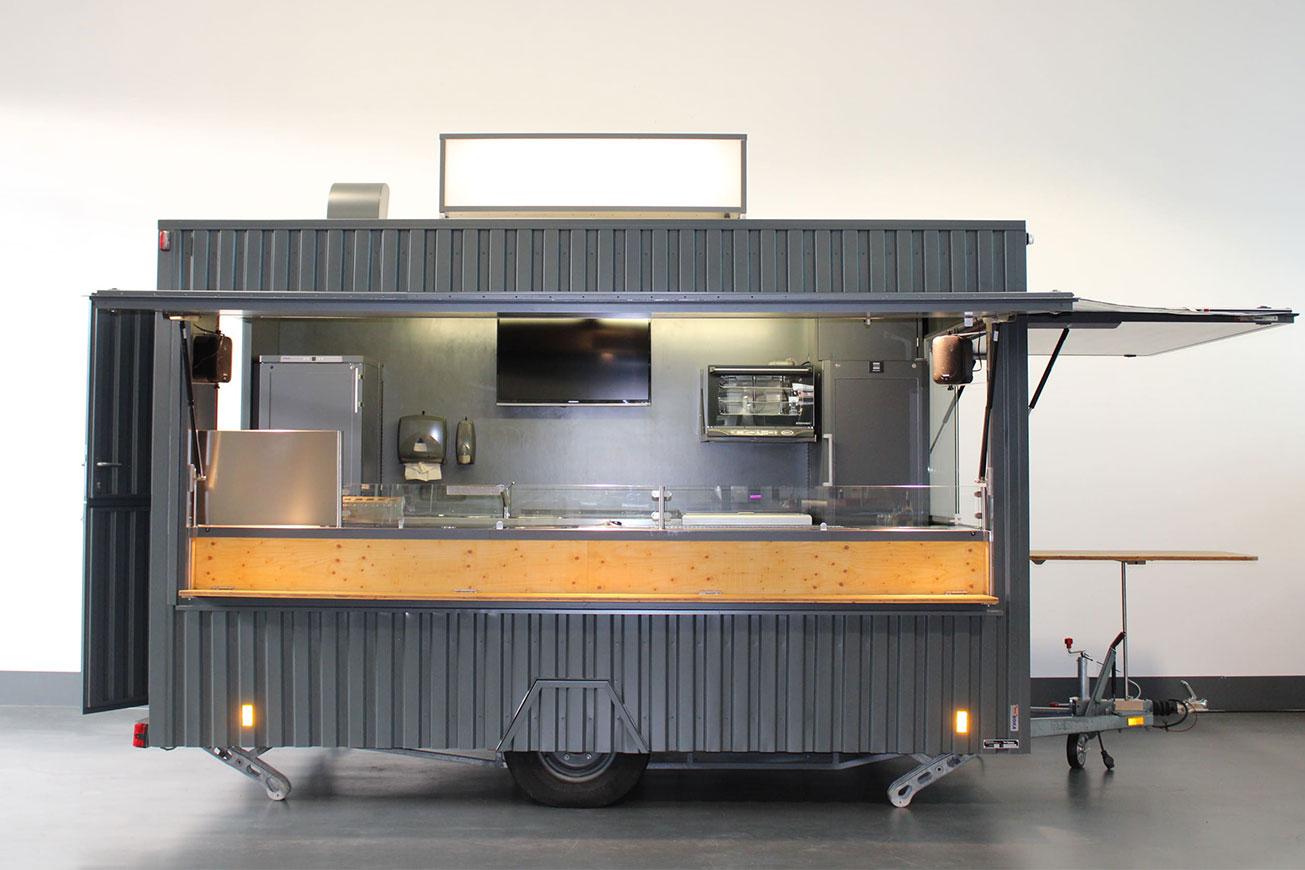 Imbisswagen als Food Truck mieten.