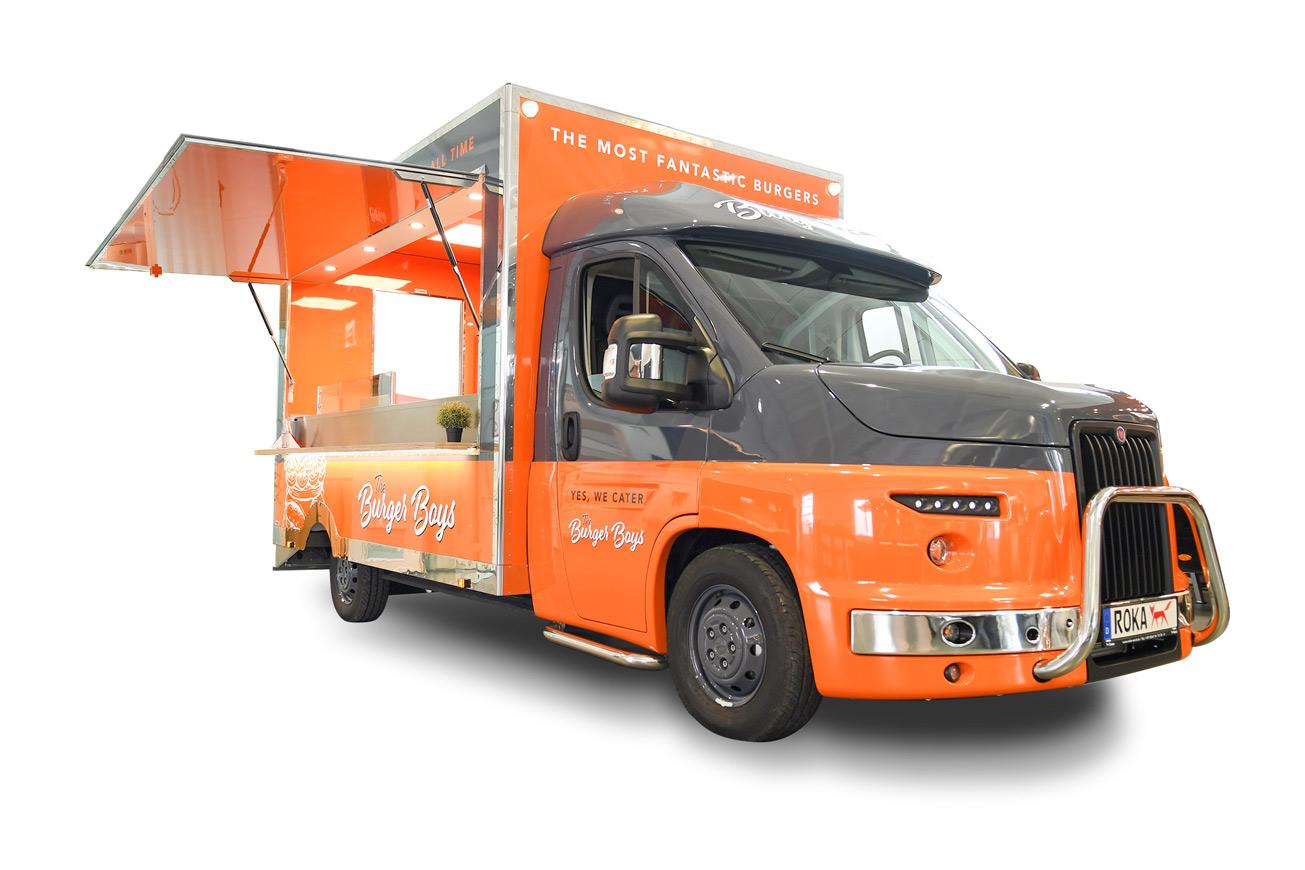Food Truck DETROIT