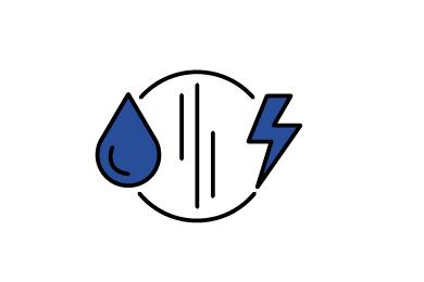 Icon für Versorgung der Hygienestation.