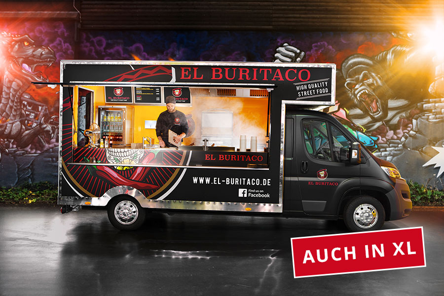 Food Truck Manhattan kaufen