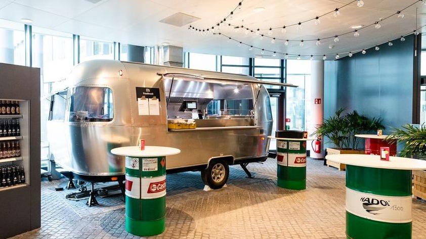 Airstream Diner, Verkaufsanhänger