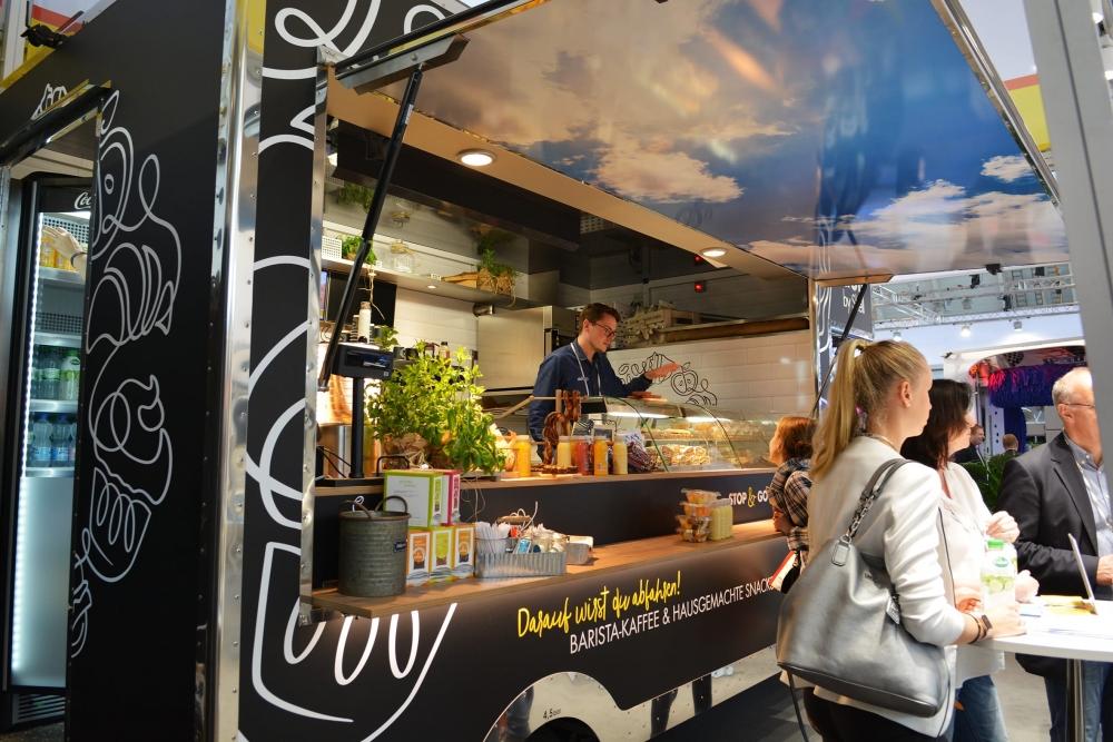 ROKA Food Trucks, Verkaufsfahrzeuge, Streetfood